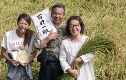 中道農園の人々
