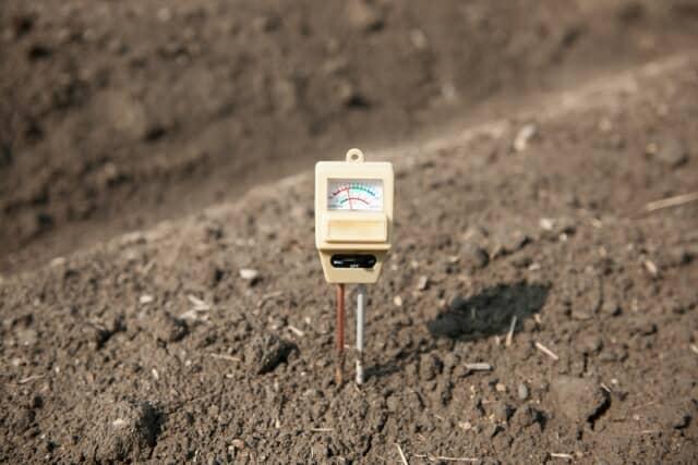 土壌水分計