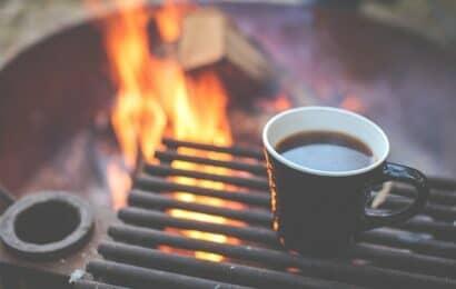 炎とコーヒー