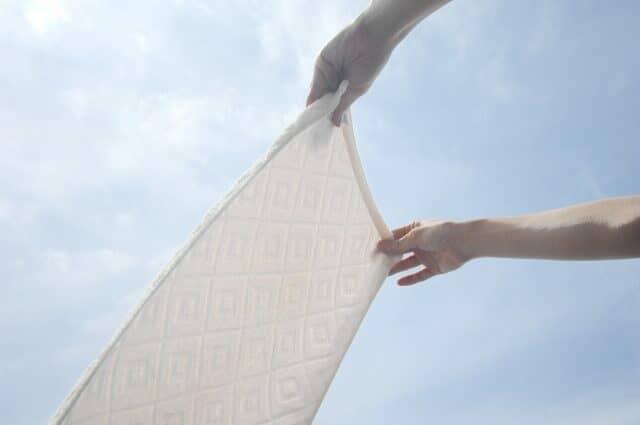 タオルの洗濯