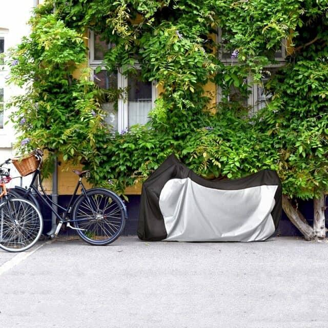 【自転車カバー 収納袋付き】