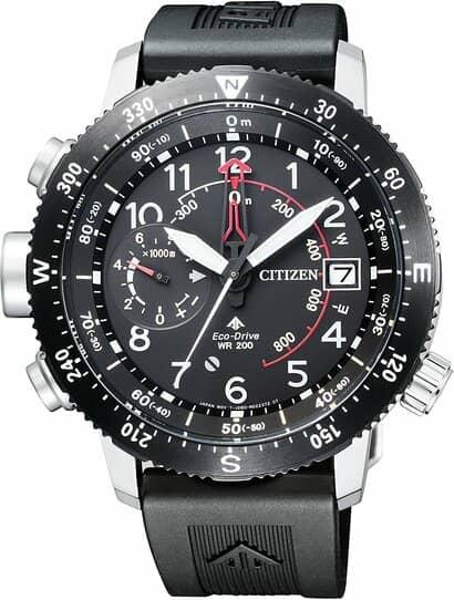 シチズンプロマスター腕時計