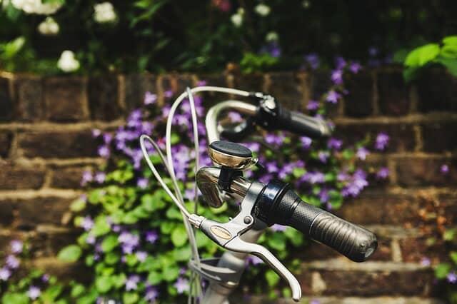 自転車のワイヤー