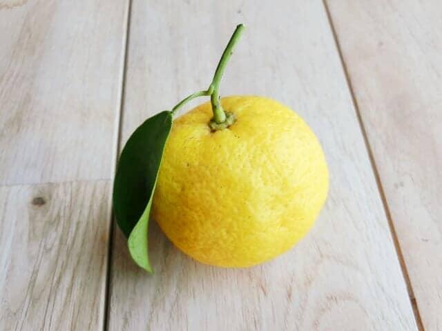 柚子まるごと