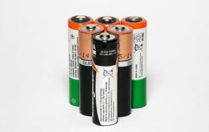 乾電池式カイロ
