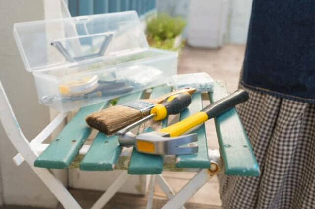 工具と工具箱