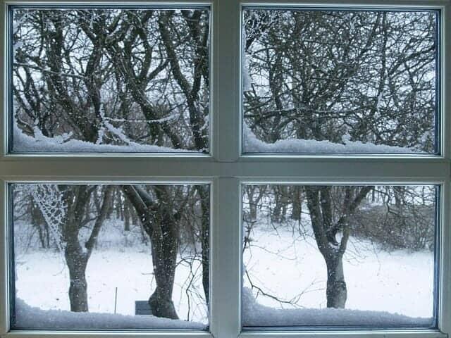 冬の寒いイメージ
