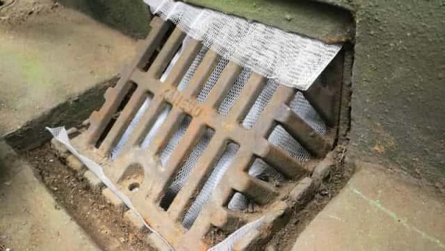 排水溝カバー