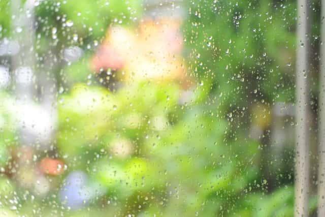 水滴 ハウス