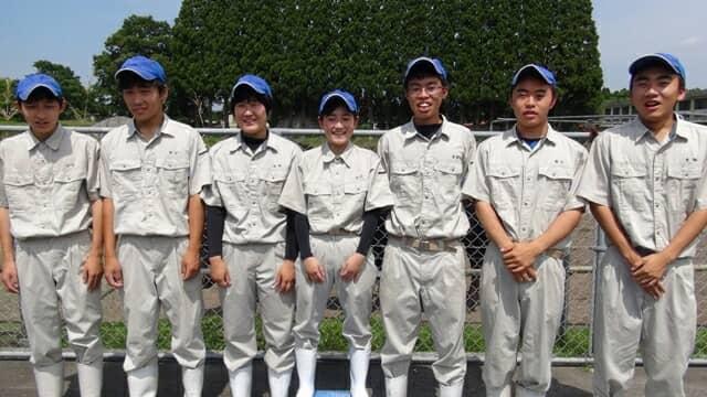 小林秀峰高校の生徒たち