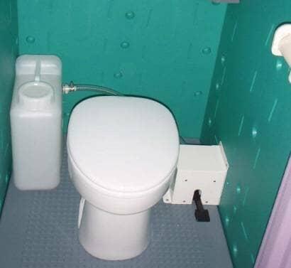 ネポンAUトイレ内部