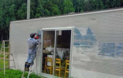 塗装の下処理