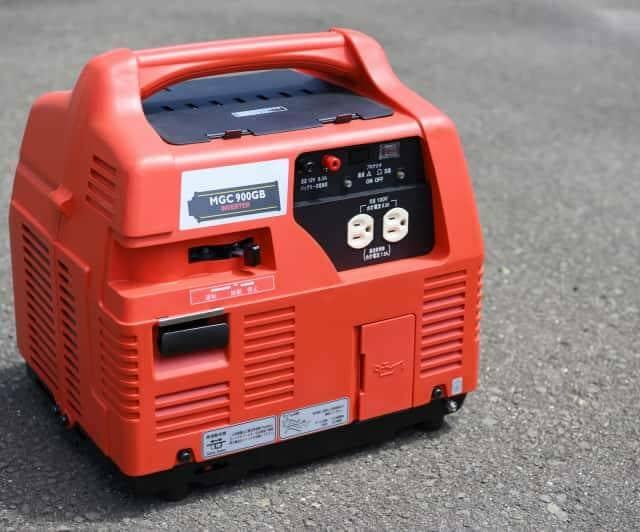 屋外で使えるポータブル電源