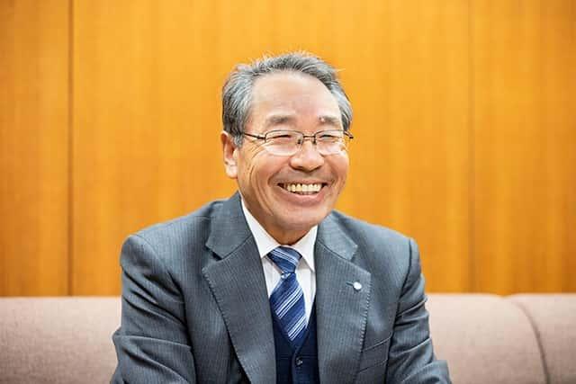 金田憲治さん