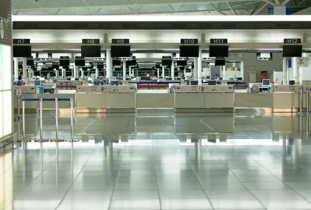 空港ゲート