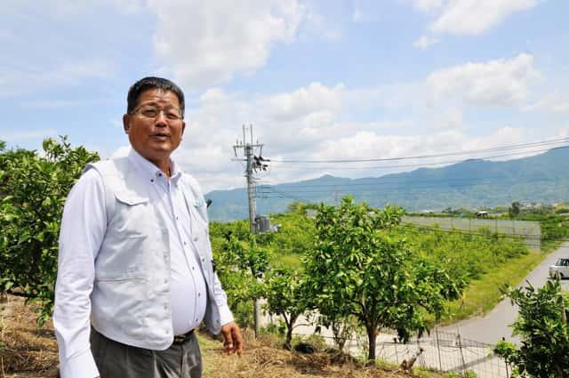 有限会社柑香園 代表取締役会長 児玉典男さん