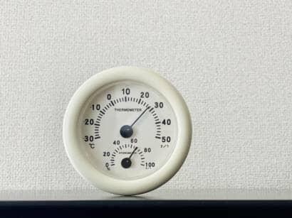 湿度温度計