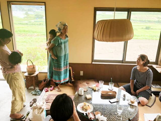 女性農家談義