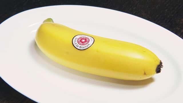 国産バナナ