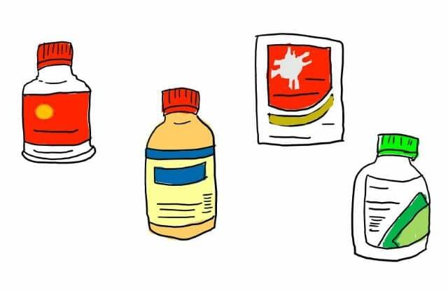 ダニ剤 種類