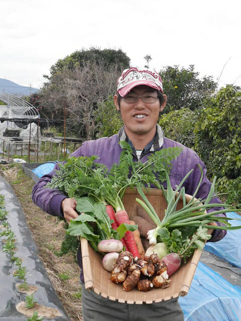patch farm中川さん