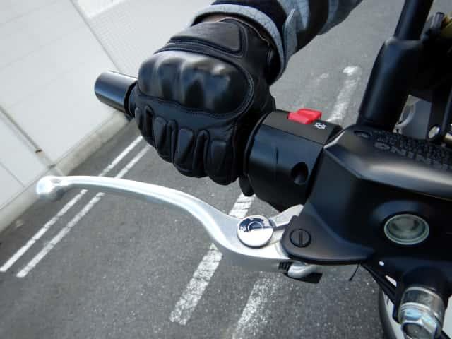 バイクグローブ