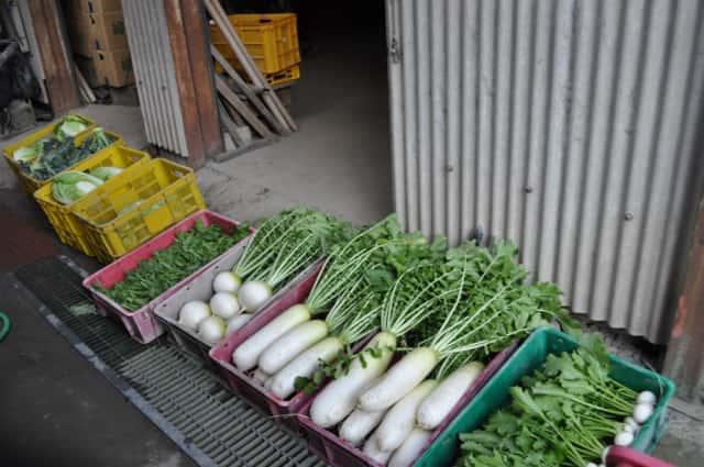 日本の農業