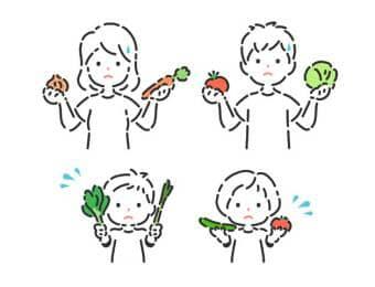 野菜の病気