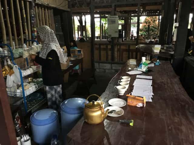 インドネシアのコーヒー