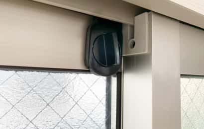 窓用の補助錠
