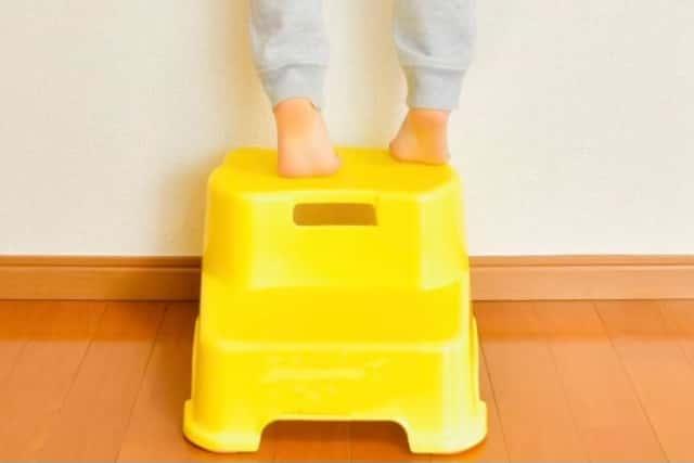 子供用踏み台