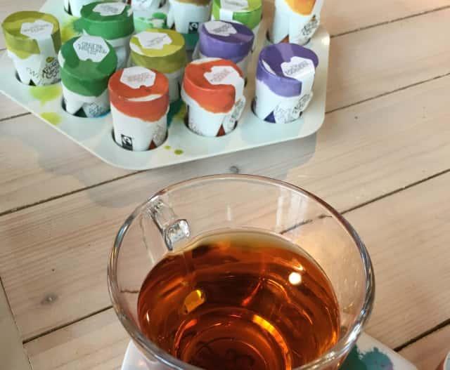オランダのお茶