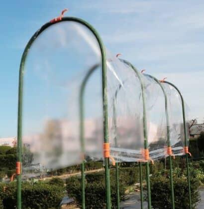 使用できる農業用支柱の種類