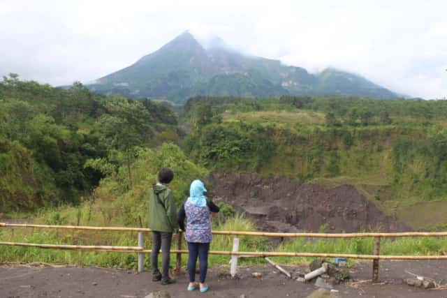 インドネシアの自然