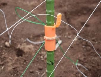 「緑の支柱専用パッカー」が新発売