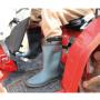 働く女性農家さんの「欲しい」を商品化した農作業レインブーツのメンズ用が登場!