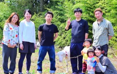 菊地さんと仲間たち