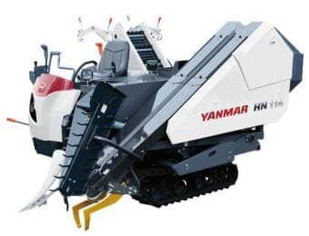ヤンマーの新型にんじん収穫機「HN114」