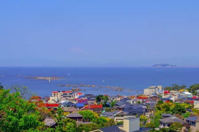 葉山町風景