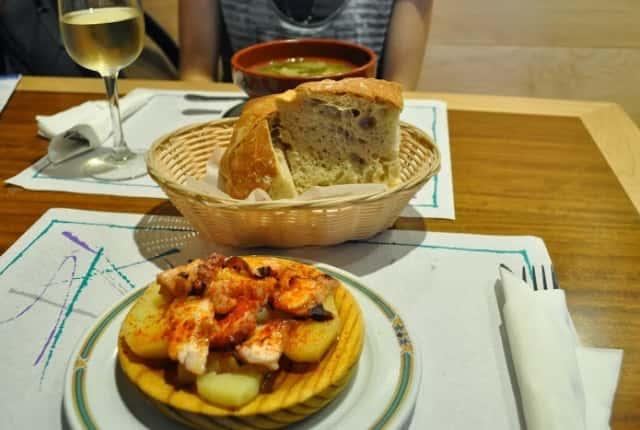 ガリシアのジャガイモ