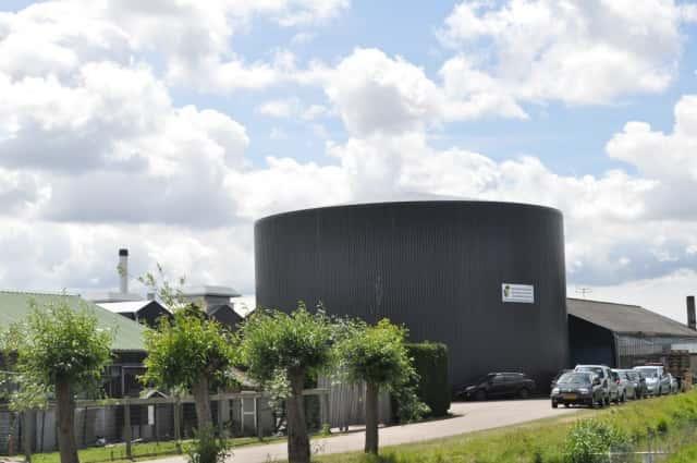 オランダ貯水