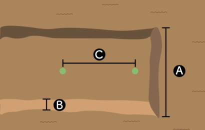 ローズマリーを植えるスペース