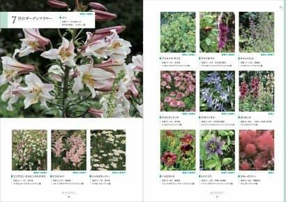 1年で140種もの花を紹介!