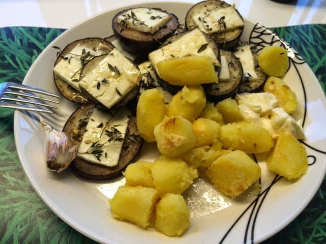 オランダのジャガイモ料理