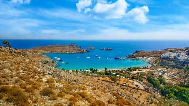 ギリシャ ロードス島