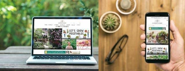「ガーデンストーリー」は、月間750万PVを誇るガーデン・エクステリア専門Webマガジン