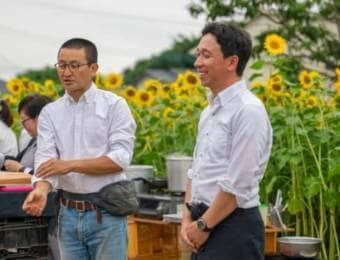 久松さんと十川さん