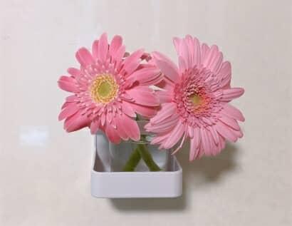 お花も飾れる