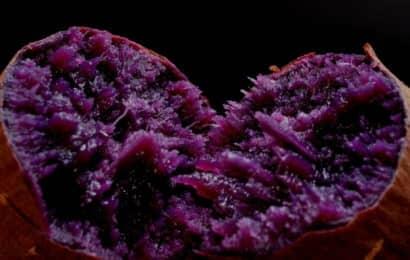 ふくむらさきの焼き芋