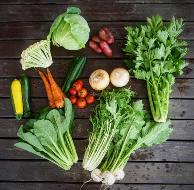 久松農園野菜